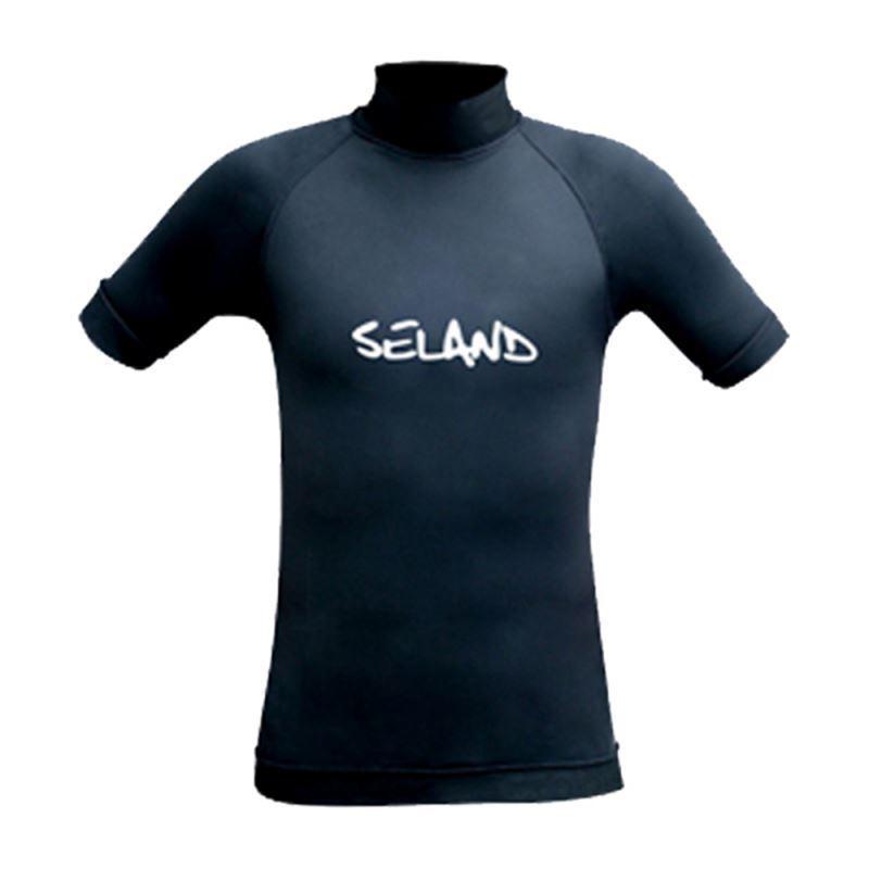 camiseta polar manga corta de Seland ACMLT