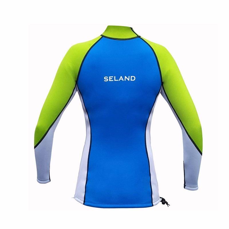 Seland mujer neopreno chaqueta Malibu de X7nqE