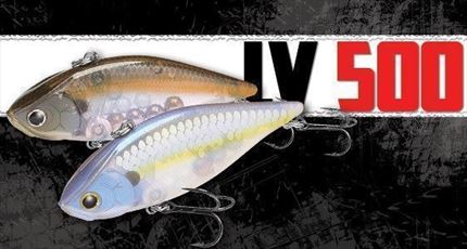 Crankbait LV 500, Spanish Alburno de Lucky Craft