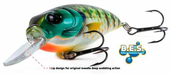 Crankbaits SCULPO MR Rattlin MOLIX (Reserva)