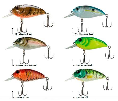MLX-SCULPOMR-126 (126-MX Ghost Minnow)