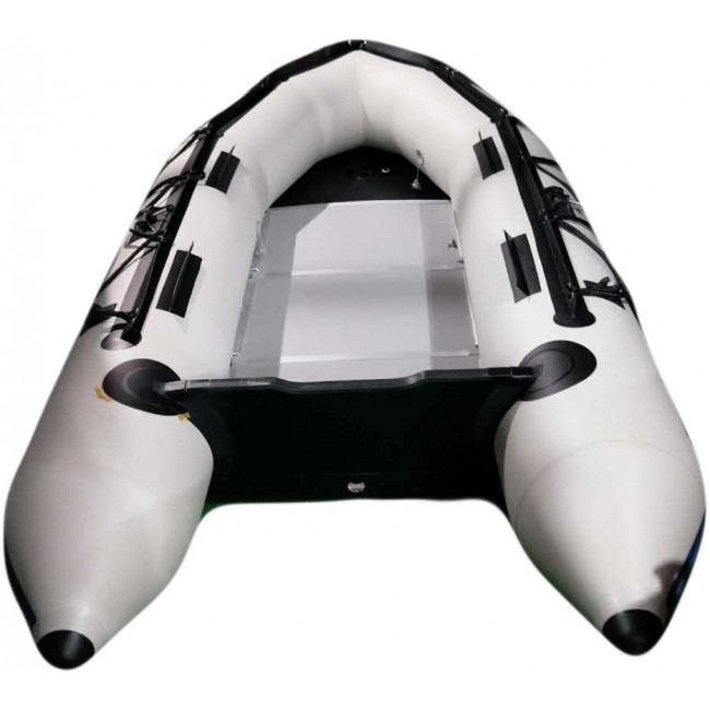 embarcacion hinchable PVC de Ozeam con suelo tablillas / buena navegacion, ligera y facil de trasportar / envio rapido
