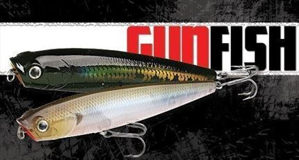paseante Gunfish 95, Spanish Alburno de Lucky Craft
