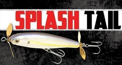 paseante Splash Tail 90, Spanish Alburno de Lucky Craft