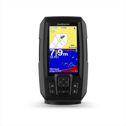 Sondas GARMIN STRIKER Plus 4 con transductor