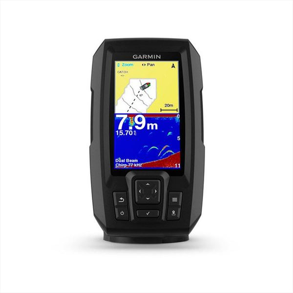 Sondas GARMIN STRIKER Plus 4