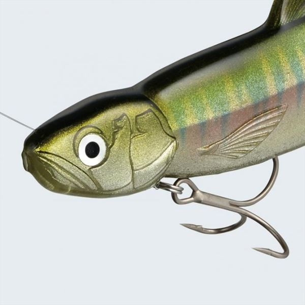 Swimbaits Last Ace 168 EVERGREEN (4)